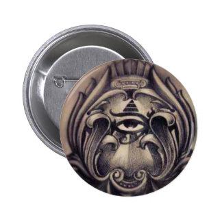 illuminati pinback button