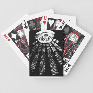 Illuminati Playing Cards - 54 Cards inc 2 Joker