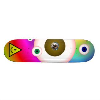 Illuminati Skateboard Deck
