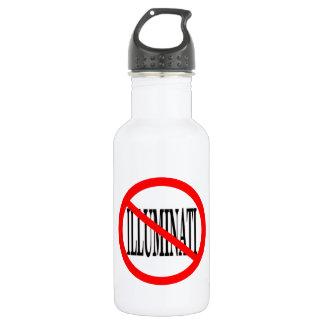 Illuminati Stainless Steel Water Bottle