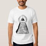 Illuminati Symbol T-shirts