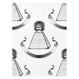 illuminati table runner cloth tablecloth