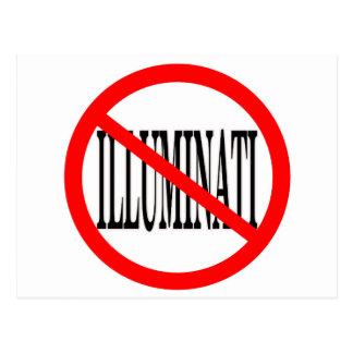Illuminati Tarjetas Postales