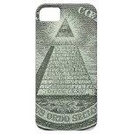 Illuminati - todo el ojo que ve iPhone 5 Case-Mate funda
