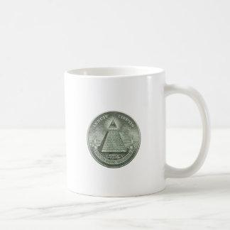 Illuminati - todo el ojo que ve taza