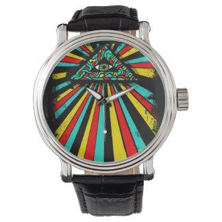 Illuminati Wrist Watch