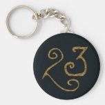Illuminatigon 23 keychains