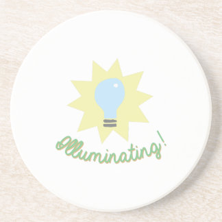 Illuminating! Coasters