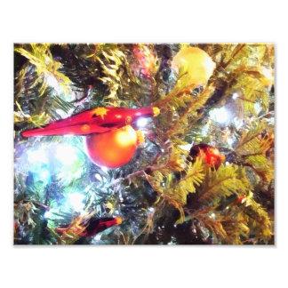 Illuminating Ornaments Photo Print