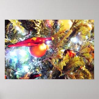 Illuminating Ornaments Poster
