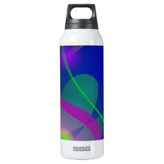 Illuminating Still Life in the Darkness 16 Oz Insulated SIGG Thermos Water Bottle