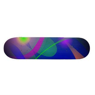 Illuminating Still Life in the Darkness Skateboard Decks