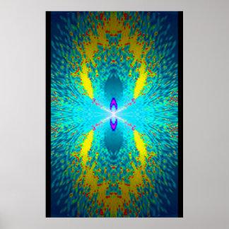 Illumination at the Horison Poster