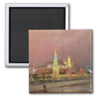 Illumination in the Kremlin, 1896 Fridge Magnets