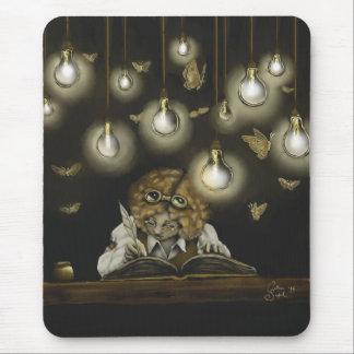 """""""Illumination"""" mousepad"""