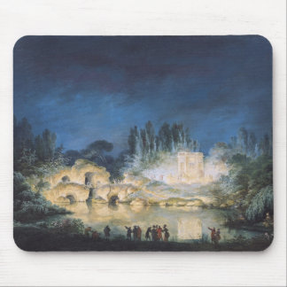 Illumination of the Belvedere at the Mouse Pad