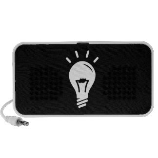 Illumination Pictogram Doodle Speaker