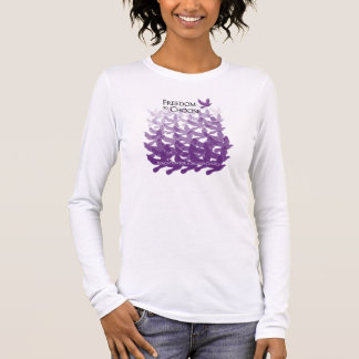 Illumination women's long sleeve T-shirt