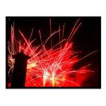 Illuminations Fireworks Postcards