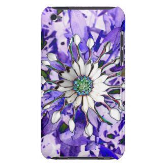 Illuminous Flower Barely There iPod Cover