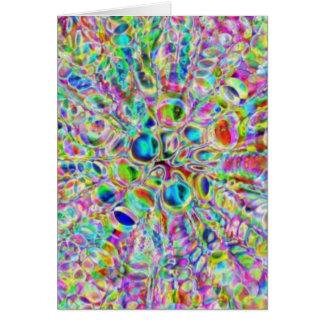 Illuminous Shells Card