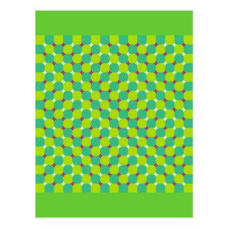 illusion-11 tarjeta postal