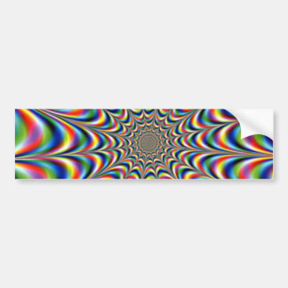 illusion-17 bumper sticker