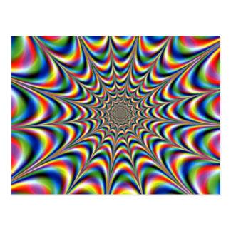 illusion-17 tarjetas postales