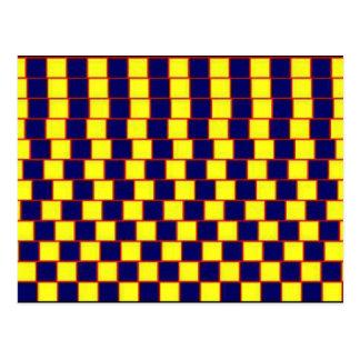 illusion-3 tarjetas postales