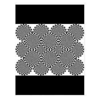 illusion-4 tarjeta postal
