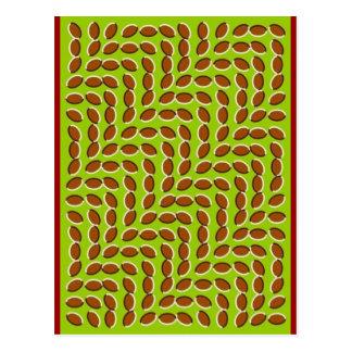 illusion-5 tarjeta postal