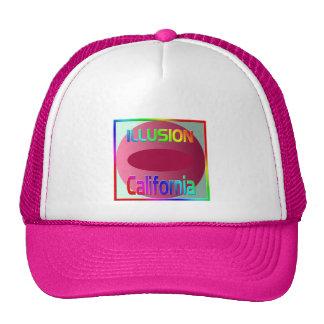 """""""ILLUSION California"""" Hat"""