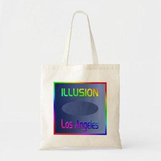 """ILLUSION Los Angeles"" Bag! Tote Bag"