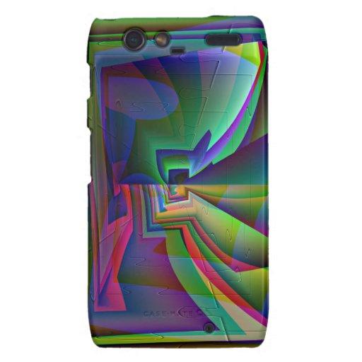 Illusion Motorola Droid RAZR Cover