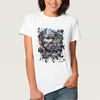 Illusion of Choice baby doll fitted T-shirt