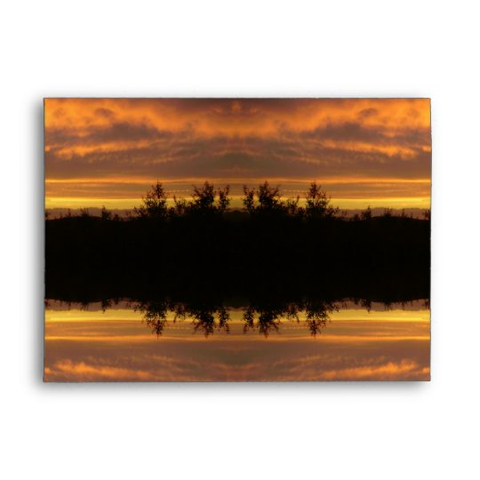 Illusion of Reflection Envelope
