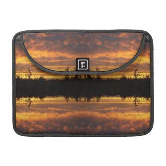 Illusion of Reflection MacBook Pro Sleeve