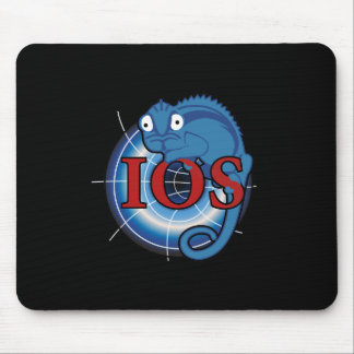 Illusion of Solitude Mouse Mat Mouse Pad