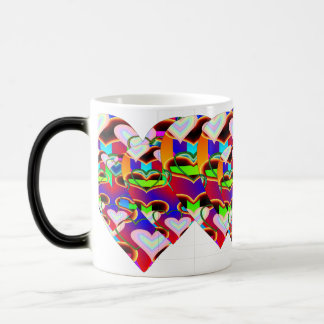 Illusion of the Heart by Kenneth Yoncich Magic Mug
