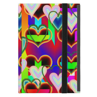 Illusion of the Hearts iPad Mini Case w/ Kickstand