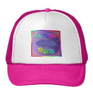 """""""ILLUSION Paris"""" Hat"""
