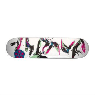 illusion skateboard deck