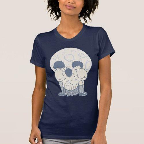 Illusion Skull 913 Tee Shirt