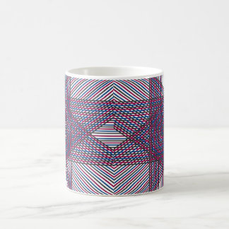 Illusion Star Morphing Mug