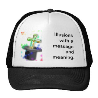 Illusion With Meaning Hat