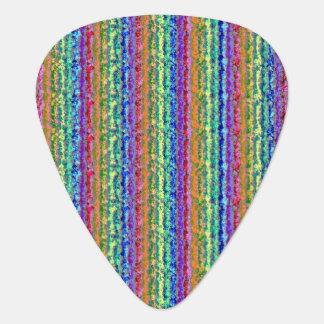 Illusional Lighter Rainbow Guitar Pick
