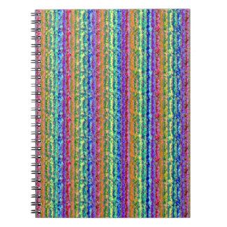 Illusional Lighter Rainbow Notebook