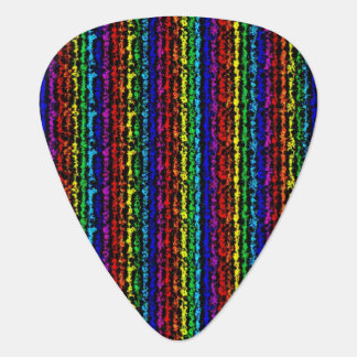 Illusional Rainbow Guitar Pick