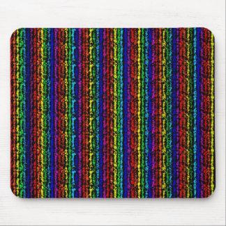 Illusional Rainbow Mousepad