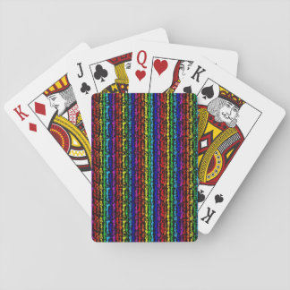 Illusional Rainbow Playing Cards